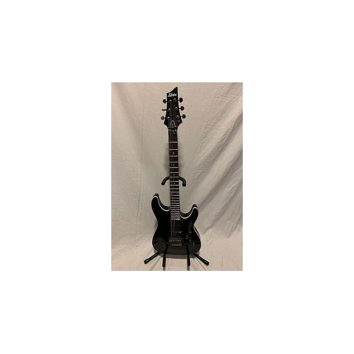 Schecter Guitar Research C1 Custom FR Solid Body Electric Guitar