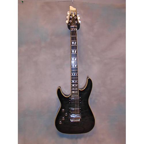 used schecter guitar research c1 custom left handed fr electric guitar guitar center. Black Bedroom Furniture Sets. Home Design Ideas