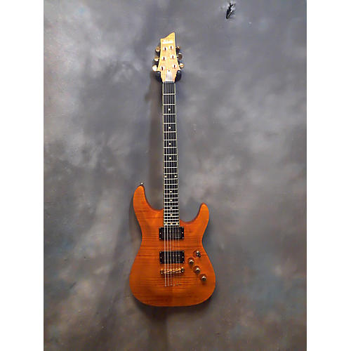 Schecter Guitar Research C1 Exotic Solid Body Electric Guitar