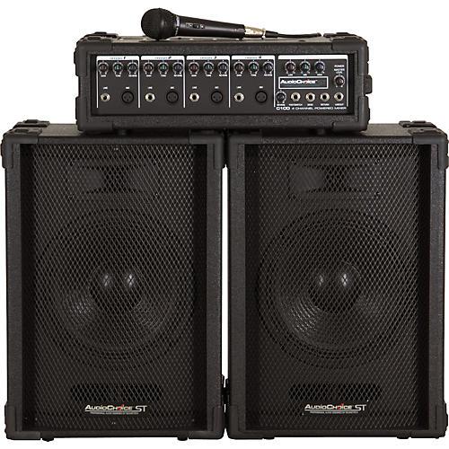Audio Choice C100 100W Portable PA System
