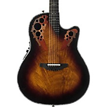 C2078AXP Elite Plus Contour Acoustic-Electric Guitar Sunburst