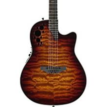 Ovation C2078AXP-STB Exotic Wood Elite Plus Sapeli Acoustic-Electric Guitar Level 1 Tobacco Burst