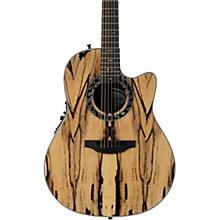 Ovation C2079AXP Exotic Wood Legend Plus Royal Ebony Acoustic-Electric Guitar