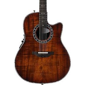 c022b6586a Ovation C2079AXP-KOAB Custom Legend Contour Acoustic-Electric Guitar Koa  Burst | Guitar Center