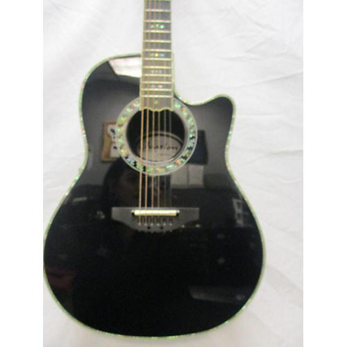Ovation C2709AX Acoustic Electric Guitar