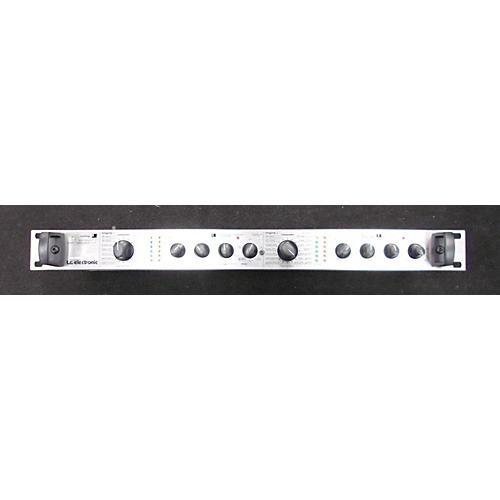 TC Electronic C300 Dual Stereo Gate Compressor Compressor