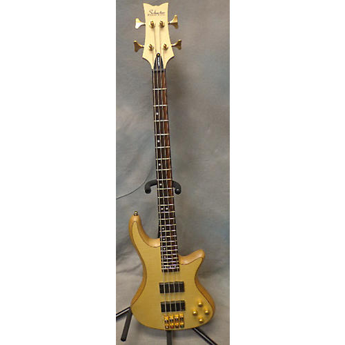 Schecter Guitar Research C4 Custom Electric Bass Guitar