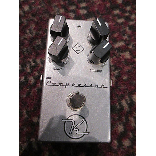 Keeley C4 Effect Pedal