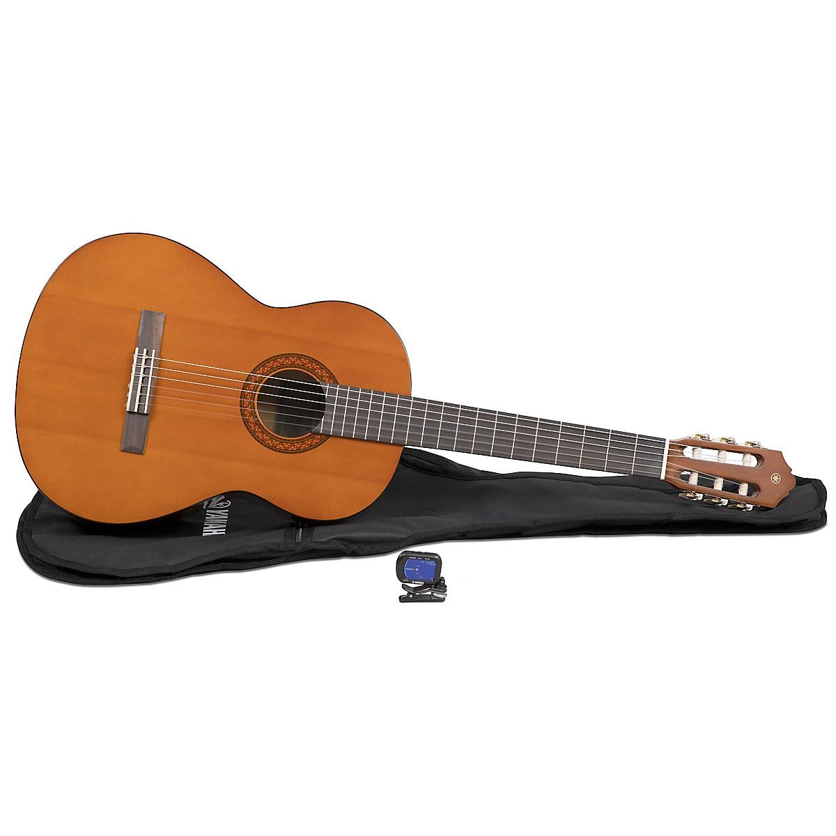 Yamaha C40 Gigmaker Classical Acoustic Guitar Pack (Natural)