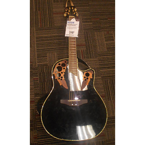Ovation C44-5 Celebrity Deluxe Acoustic Electric Guitar
