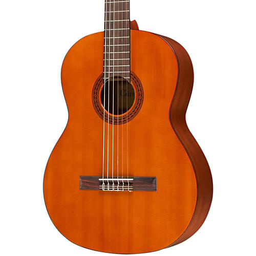 cordoba c5 acoustic nylon string classical guitar natural guitar center. Black Bedroom Furniture Sets. Home Design Ideas