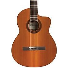 C5-CE Classical Cutaway Acoustic-Electric Guitar Natural