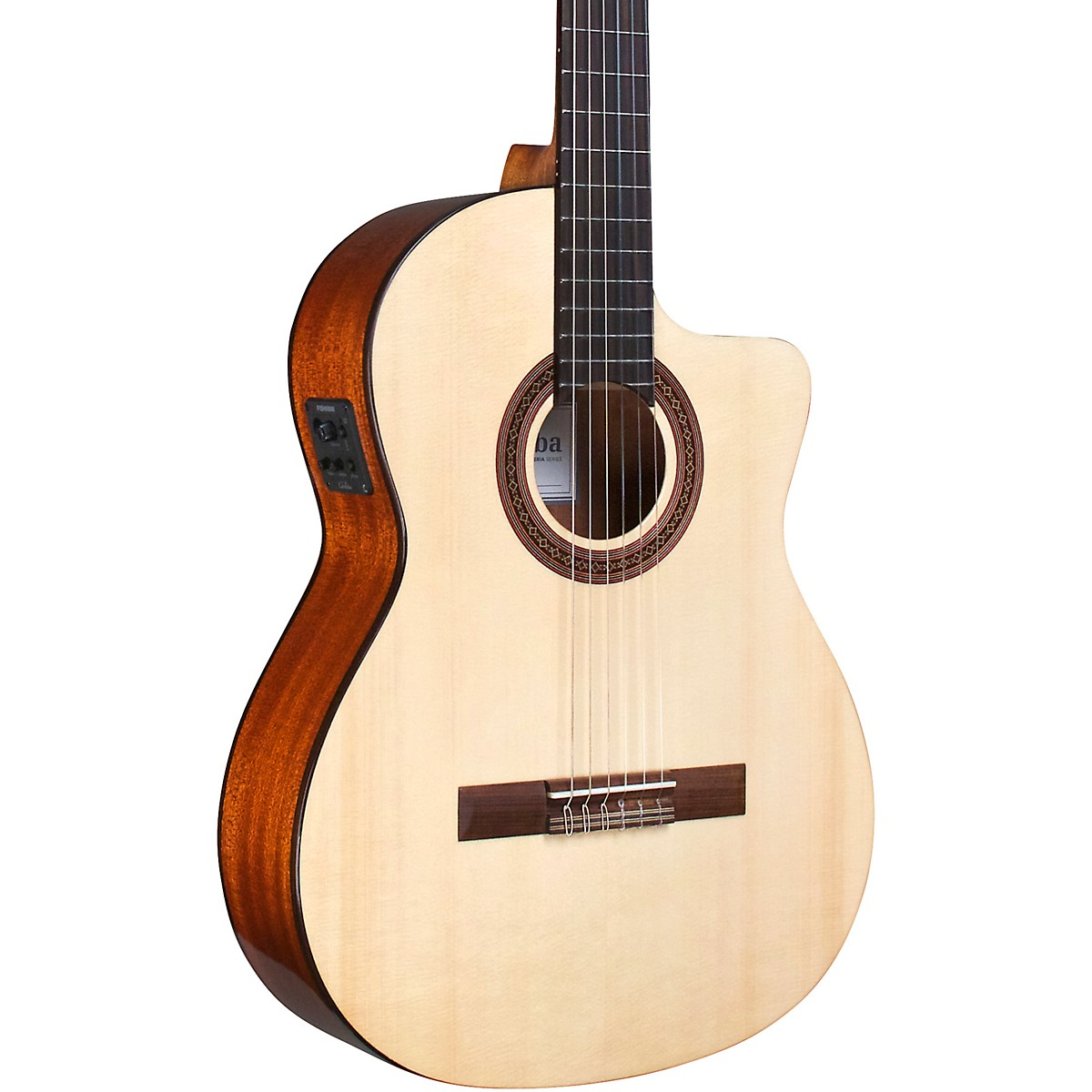 Cordoba C5-CE SP Classical Acoustic-Electric Guitar