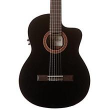 C5-CEBK Classical Acoustic-Electric Guitar Black Level 2 Black 190839764461