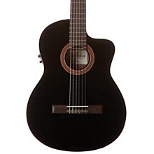 C5-CEBK Classical Acoustic-Electric Guitar Black Level 2 Black 190839766472