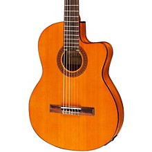 C5-CET Classical Thinline Acoustic-Electric Guitar Level 2 Natural 190839281722
