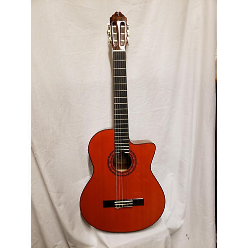 Washburn C5ce-a Classical Acoustic Electric Guitar