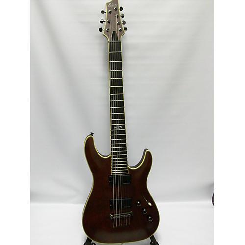 Schecter Guitar Research C7 Blackjack ATX Solid Body Electric Guitar