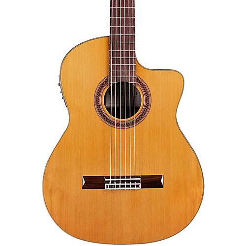 Cordoba C7-CE CD Classical Nylon Acoustic-Electric Guitar