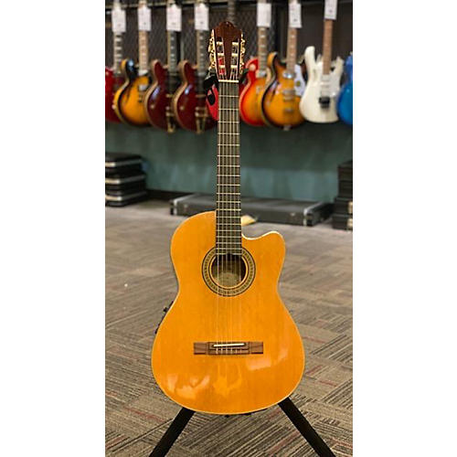 Washburn C8CES Classical Acoustic Electric Guitar