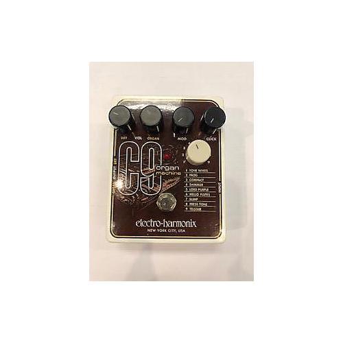Electro-Harmonix C9 Organ Machine Effect Pedal