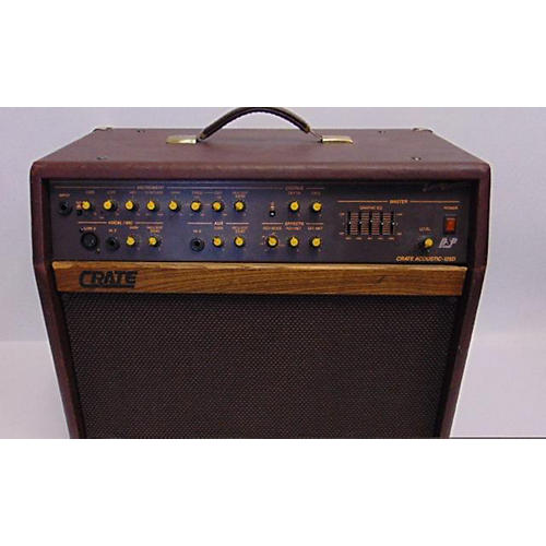 Crate CA-125 Acoustic Guitar Combo Amp