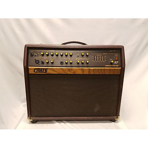 Crate CA-125D Acoustic Guitar Combo Amp