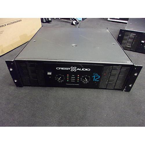 Crest Audio CA12 Power Amp