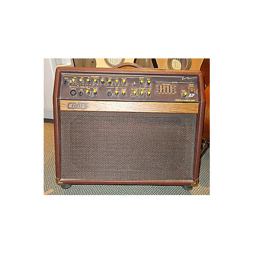 Crate CA125D Telluride 125W Acoustic Guitar Combo Amp