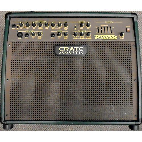 Crate CA125DG Telluride 125W Acoustic Guitar Combo Amp