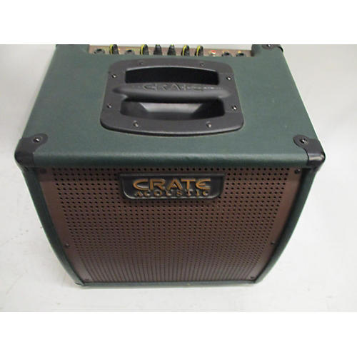 used crate ca15 cimarron 1x 8 15w acoustic guitar combo amp guitar center. Black Bedroom Furniture Sets. Home Design Ideas