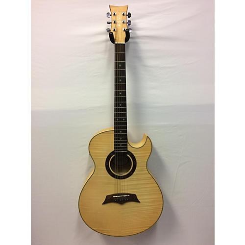 DBZ Guitars CA21EFM-SNA Acoustic Electric Guitar