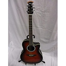 Ovation CA24S Celebrity Acoustic Electric Guitar