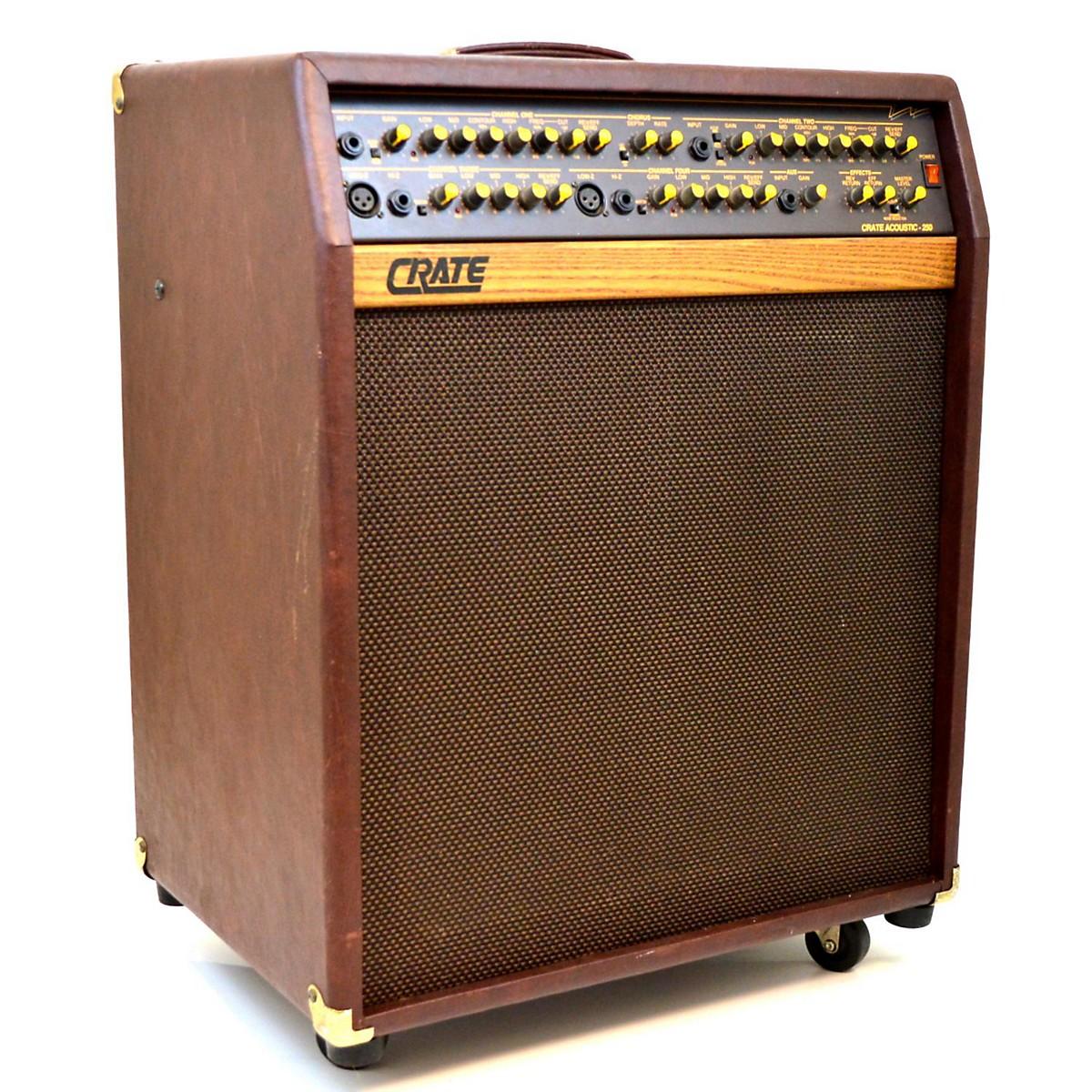 Crate CA250 Bass Combo Amp
