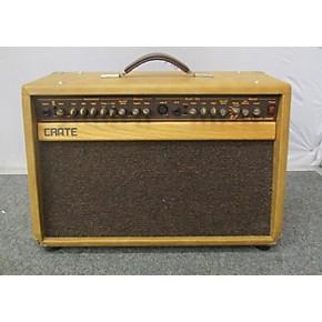 used crate ca60d acoustic guitar combo amp guitar center. Black Bedroom Furniture Sets. Home Design Ideas