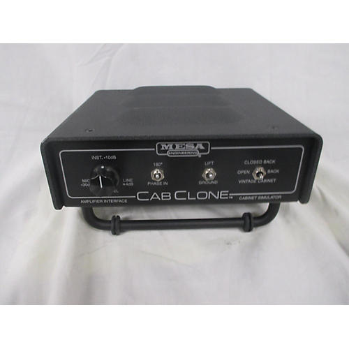 used mesa boogie cab clone power attenuator guitar center. Black Bedroom Furniture Sets. Home Design Ideas