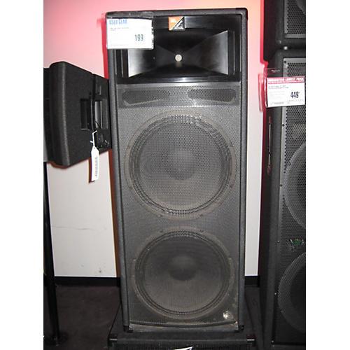 used jbl cab45 unpowered speaker guitar center. Black Bedroom Furniture Sets. Home Design Ideas