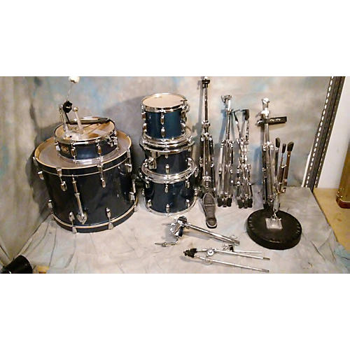 Used Premier Cabria Drum Kit Guitar Center
