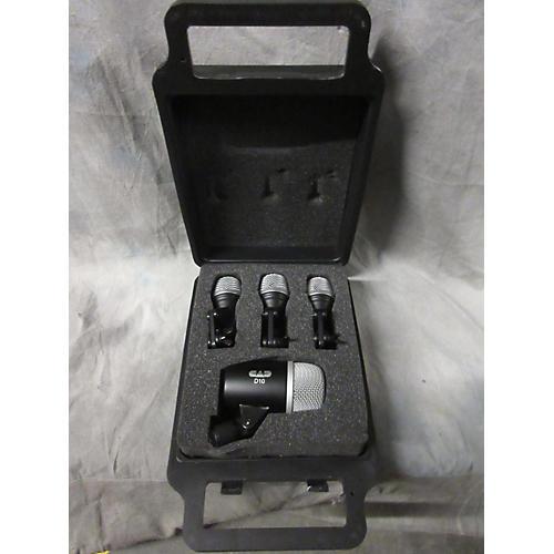 CAD CAD Series 4 Pack Drum Microphone