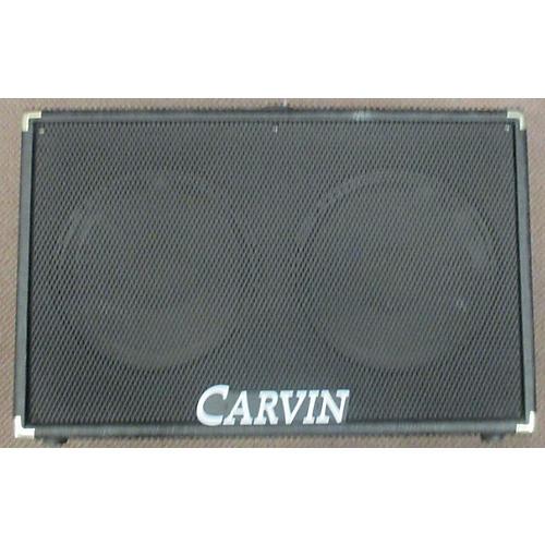 Carvin CARVIN BRITISH SERIES 2X12 Guitar Cabinet