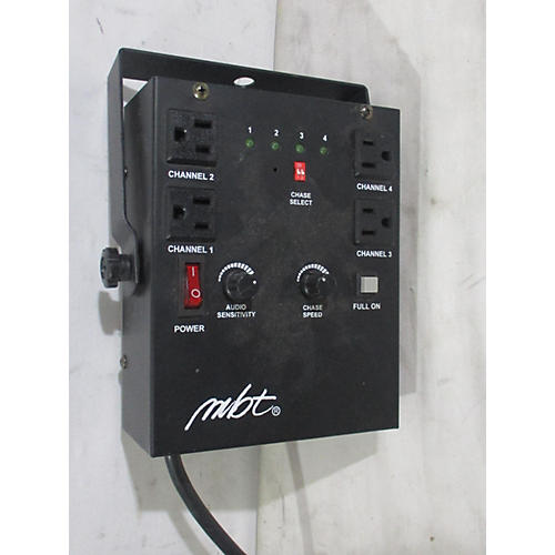 MBT CASE 4 Lighting Controller