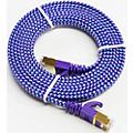 Tera Grand CAT-7 10 Gigabit Ultra Flat Ethernet Patch Braided Cable thumbnail