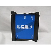 Pro Co CB-1 Direct Box Direct Box