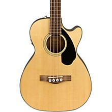 CB-60SCE Acoustic Electric Bass Guitar Natural
