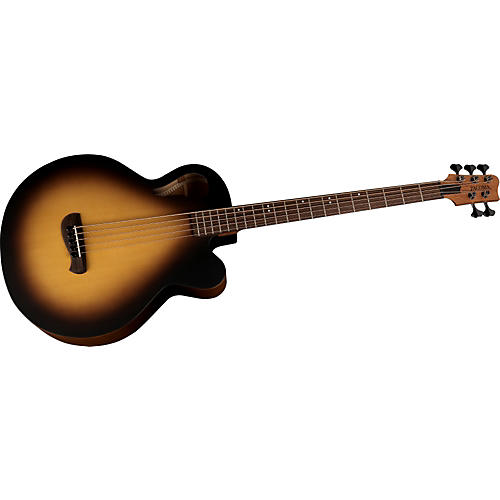 Tacoma CB105CE6 Thunderchief 5-String Acoustic-Electric Bass