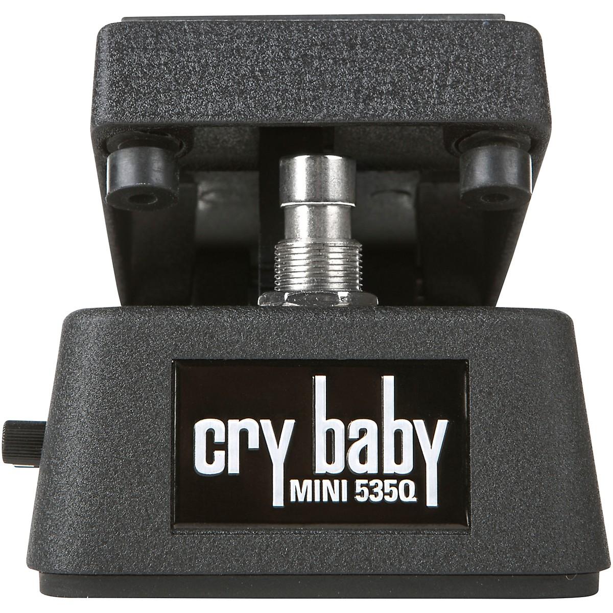 Dunlop CBM535Q Cry Baby Q Mini Wah Effects Pedal