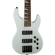 CBXNT V 5-String Electric Bass Guitar Snow White Rosewood Fingerboard