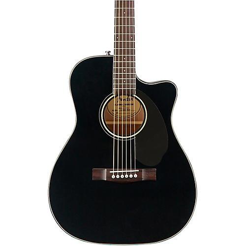 Fender CC-60SCE Concert Acoustic-Electric Guitar