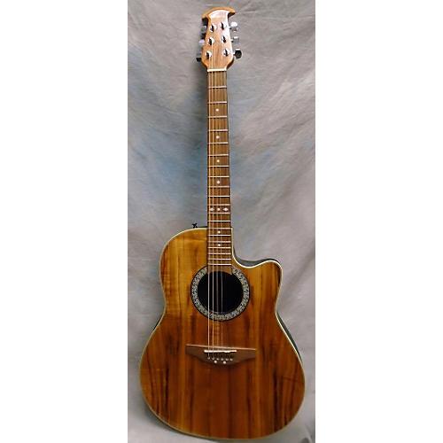 Ovation CC24FKOA Celebrity Acoustic Electric Guitar