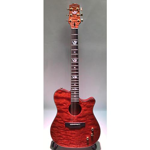 Carvin CC275 Craig Chaquico Acoustic Electric Guitar